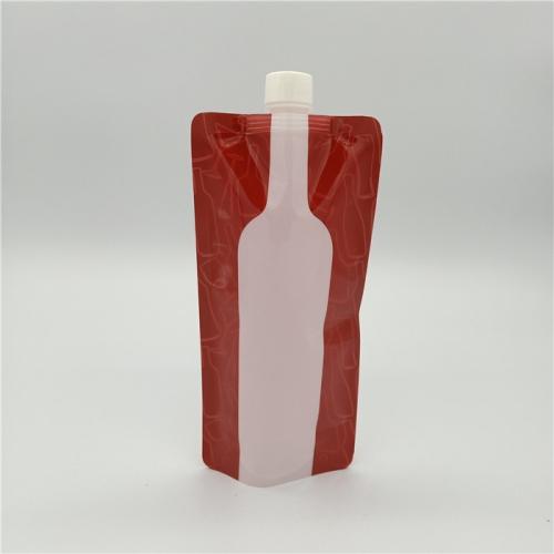 東莞酒水包裝袋